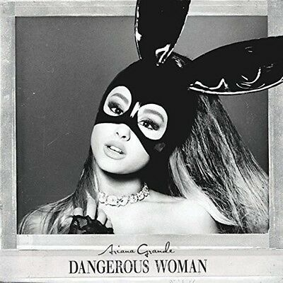 Ariana Grande Dangerous Woman Limited Edition Target Exclusive Cd New