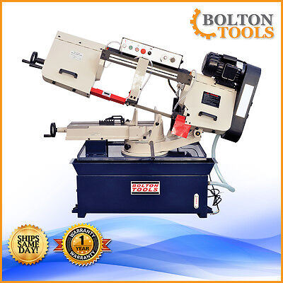 Bolton Tools 10 X 18 Horizontal Metal Cutting Band Saw Bs-1018r Free Shipping