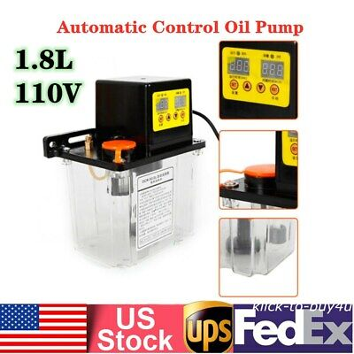 1.8l Automatic Control Oil Pump Lube Oil Pump Electric Lubrication Pump 110v