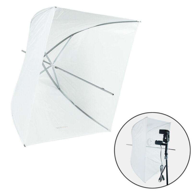 Photography Studio White Umbrella Strobe Flash Light Soft Translucent US Seller