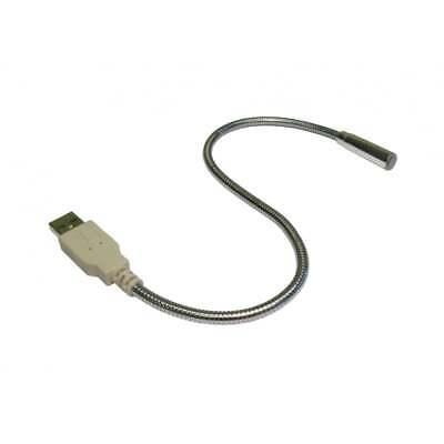 NEWlink USB Light Single LED Flexible Laptop Notebook Reading Lamp Snake Torch