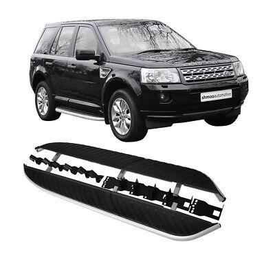 Running Boards Side Steps for Land Rover Freelander 2 2006 – 2014 Part LR002773