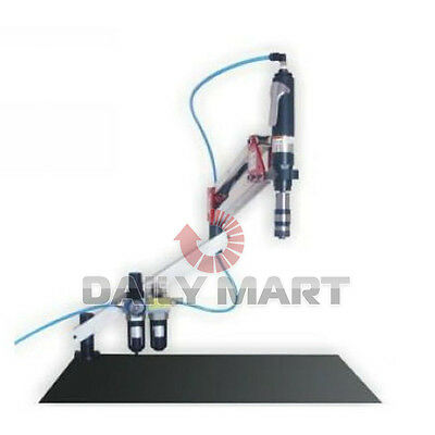 New Pneumatic Tapping Machine Arm And Quickrapid Change Tap Collets M3-m12 7pcs