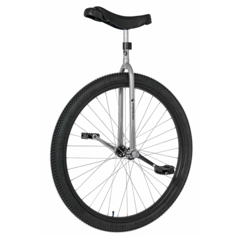 "UDC Titan 32"" Trainer Unicycle - CrMo Spindled Hub - Nimbus Stealth2 Rim"