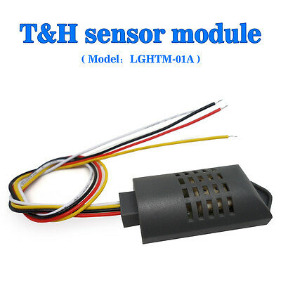 Usa Lghtm-01a Resistive Temperature And Humidity Sensor Voltage Signal Output