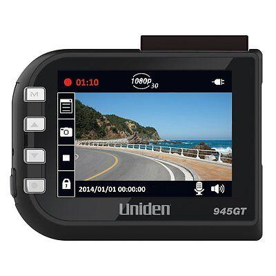 Uniden Full HD Dash Camera/ GPS and Red Light Camera Warning/ F1.9 Lens   DC4GT