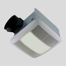 NuTone QTXEN150FLT 150 CFM Ceiling Exhaust Bath Fan with ...