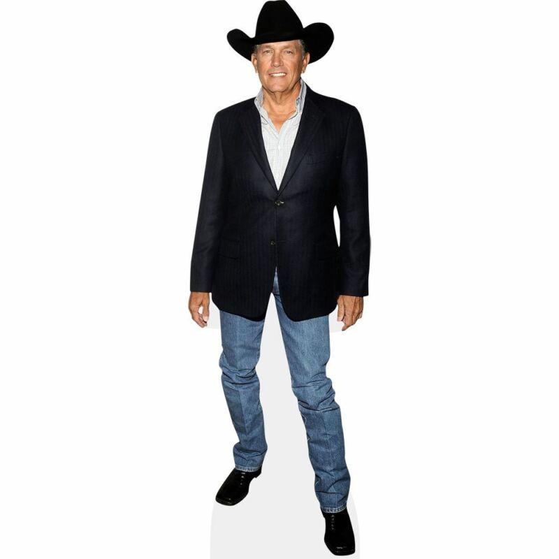 George Strait (Blue Jeans) Life Size Cutout