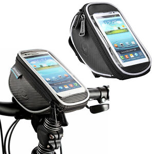 Roswheel Cycling Bike Bicycle Accessories Front Top Frame Handlebar Bag Pouch 5