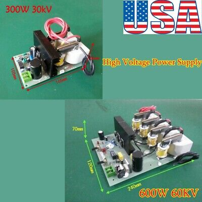 Us High Voltage Electrostatic Precipitator Power Supply With 300w400w600w