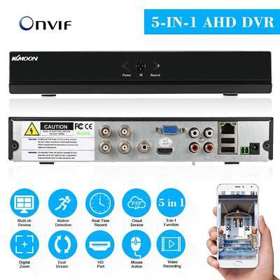 Digital Video Langzeit Recorder H.264 DVR 4CH 1080P Motion Detection P2P DE C1K5 Dvr Recorder Motion Detection