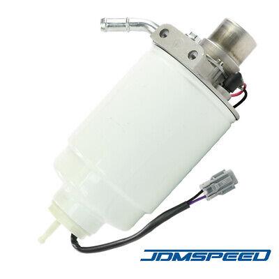 Fuel Filter Housing For GM Duramax 6.6L 2004-2013 Chevrolet Silverado 2500 HD