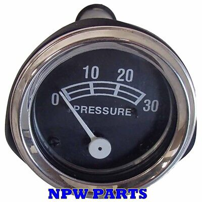Allis Chalmers International John Deere Oil Pressure Gauge 70207834