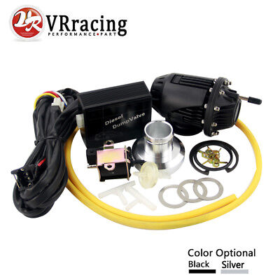 Complete High Performance Electrical Diesel Tube Dump with Blow Off Valve Kit