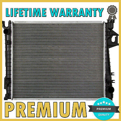 Brand New Premium Radiator for 02-08 Dodge Ram Pickup V8 AT MT