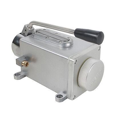 Manual Lubrication System Oil Pump Hand Operate Oil Lubricator Lubricating Unit