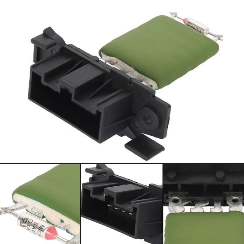 Shoze Vauxhall Corsa D Heater Resistor Blower Cabin 13248240 Resister