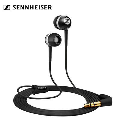 Sennheiser Computers Ear Buds (Sennheiser CX 300-II Precision Bass-Driven In-Ear Canal Earbuds Earphone)