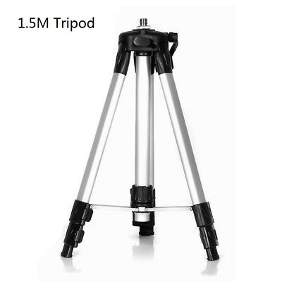 Aluminum Adjustable Level (150cm Adjustable Tripod Stand Carbon Aluminum with 5/8 Adapter For Laser Level )