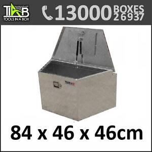 Toolbox Draw Bar Tool Box made of Aluminium-Camper Caravan Ute Tr Sydney City Inner Sydney Preview