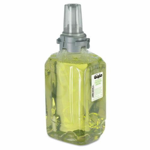 FACTORY SEALED GOJO Adx-12 Refills Citrus Ginger, 1250ml Bottle, 3/carton 881303