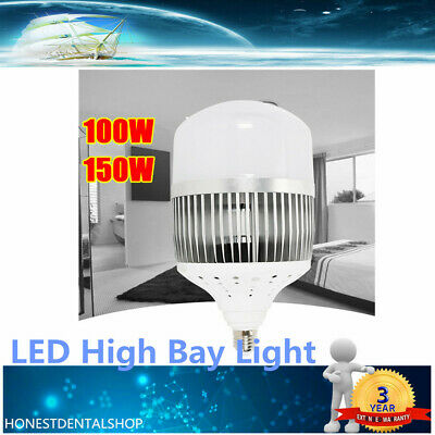 150w Led High Bay Light For Industrial Warehouse Factory Workshop Garage Fixture