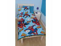 LOVELY Disney Spiderman single duvet set, BRAND NEW