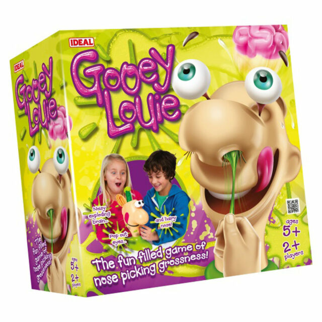 Gooey Louie, Fun Family Kids Party Board Game