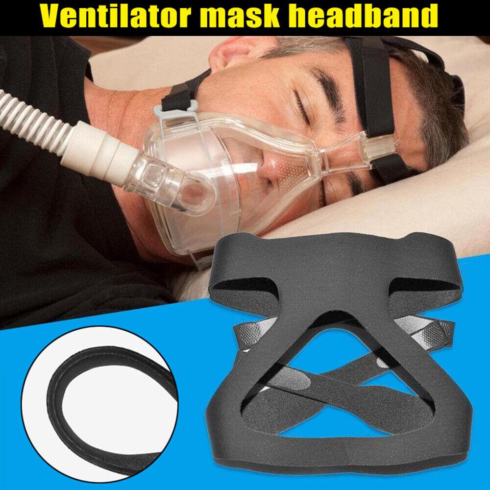 Headgear Headband Ventilator Full Mask Band Strap For Respir