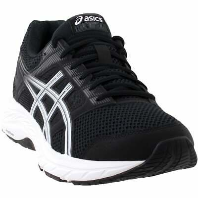 ASICS GEL-Contend 5  Casual Running Stability Shoes - Black - Mens