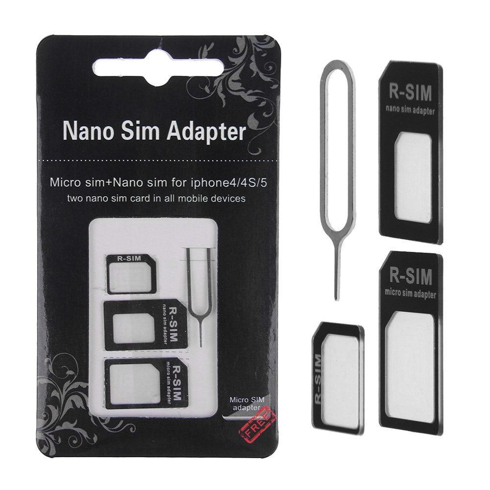 nano in micro sim adapter