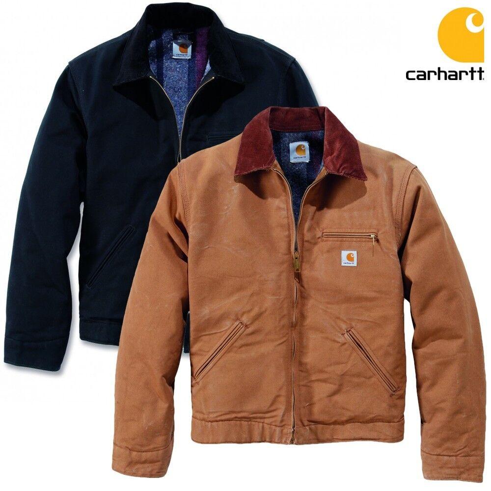 Carhartt Jacke Duck Detroit / jacket / workwear / Männer /  S M L XL XXL