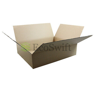 100 12x9x3 Cardboard Packing Mailing Moving Shipping Boxes Corrugated Box Carton
