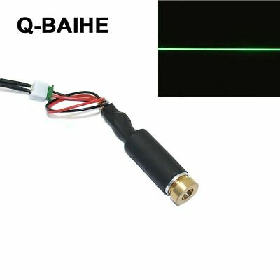 Q-baihe 532nm 100mw Line Green Laser Diode Module 2.8-3.7v Line Laser