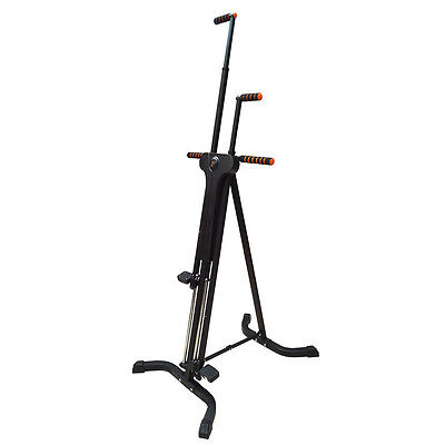Home Exercise Workout Climbing Fitness System Climber Stepper Cardio Machine UK