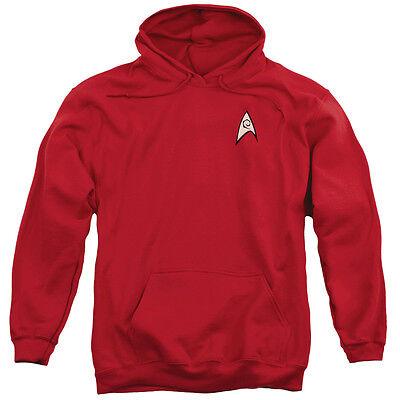 Star Trek Original Serie Maschinenbau Uniform Kostüm Lizenziert - Original Star Trek Uniform Kostüm