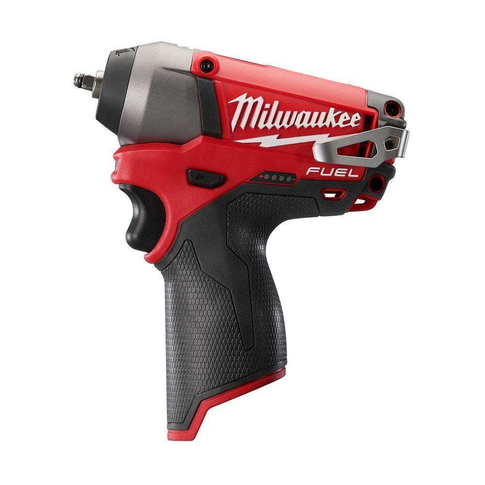 Milwaukee 2452-20 M12 Fuel 1/4 Impact Wrench Bare Tool NEW
