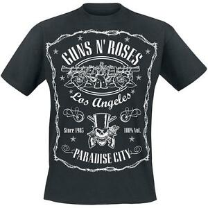 Guns And Roses T Shirt Women