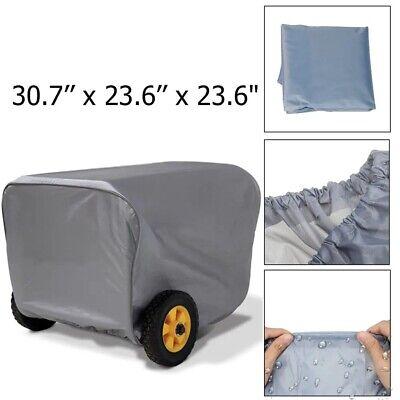 Portable Generator Cover Weather-resistant Weatherproof Dustproof Storage Cover