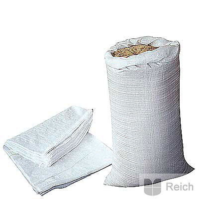 10 Pcs PP Mesh Grain Sacks 100 kg Capacity 65 x 135 cm NEW