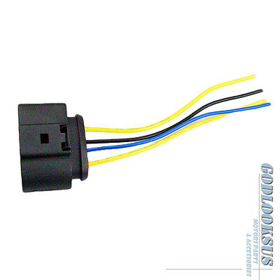 New Fuel Pump Wiring Plug Pigtail For 99-05 VW Jetta Golf GTI MK4 Beetle Audi A6