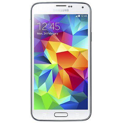 Samsung GALAXY S5 Unlocked White