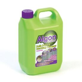 Algon Organic Path and Patio Cleaner Concentrate 2.5 l Safe Product Brand New