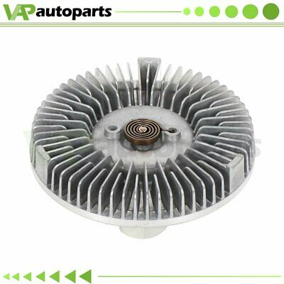 Cooling Fan Clutch Engine For 2000-13 Chevrolet Tahoe 2002-10 GMC Sierra 2500 HD