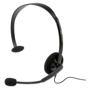 Xbox 360 Headset Microsoft Wired (Xbox 360) Morgen in huis!