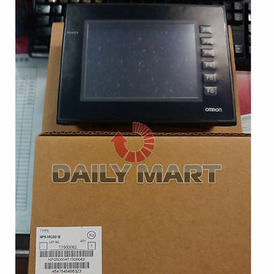 New Omron Np5-mq001b Np5mq001b Hmi Touch Screen Operator Panel
