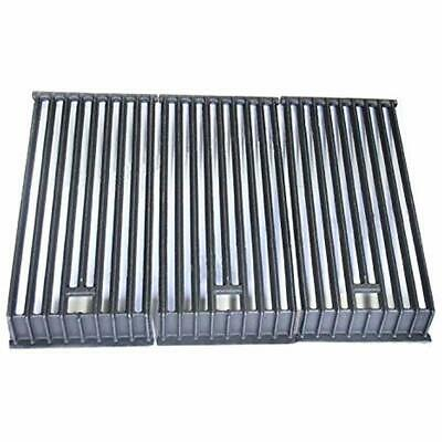 Broilmaster Grill Parts - Heavy Duty Cast Iron Grill Cooking Grid Grates Replacement Parts For Broilmaster