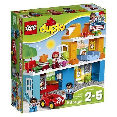 LEGO Duplo 10835 - Familienhaus Kinder Spielzeug Haus für Jungen/Mädchen ab 2  (Mädchen Spielzeug Lego)