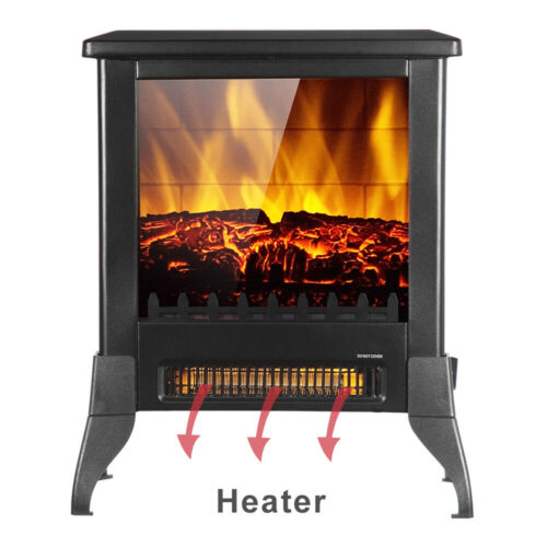 1500w Portable Electric Fireplace Space, Electric Fireplace Space Heaters