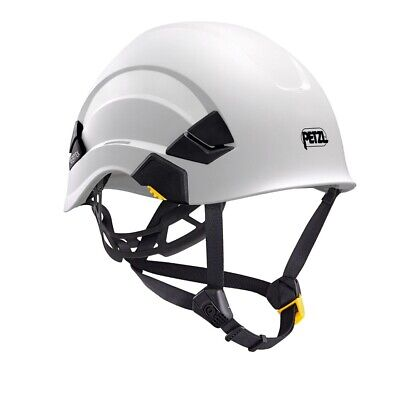 Petzl VERTEX Climbing Rescue Rope Access White Helmet EasyClip ANSI OSHA 2019